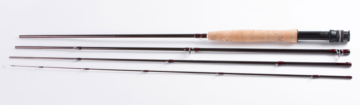 BFC Discovery HPS Fly rods
